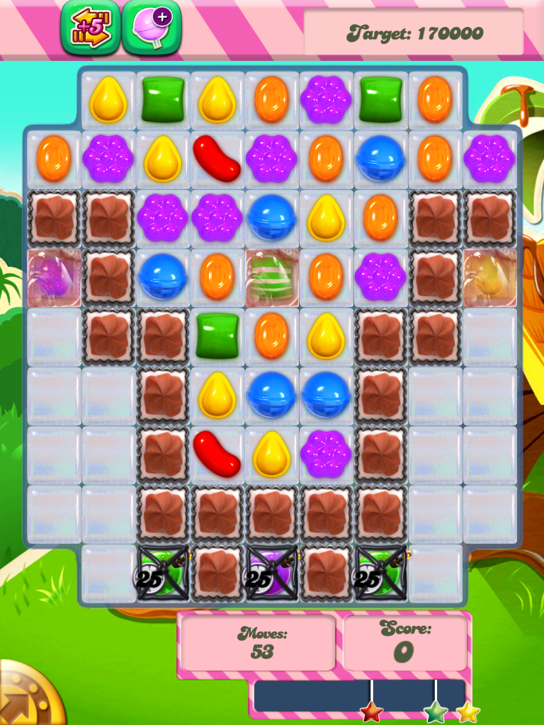 Candy Crush Saga App Review, from a 13 part series on iPad apps by GagenGirls.com