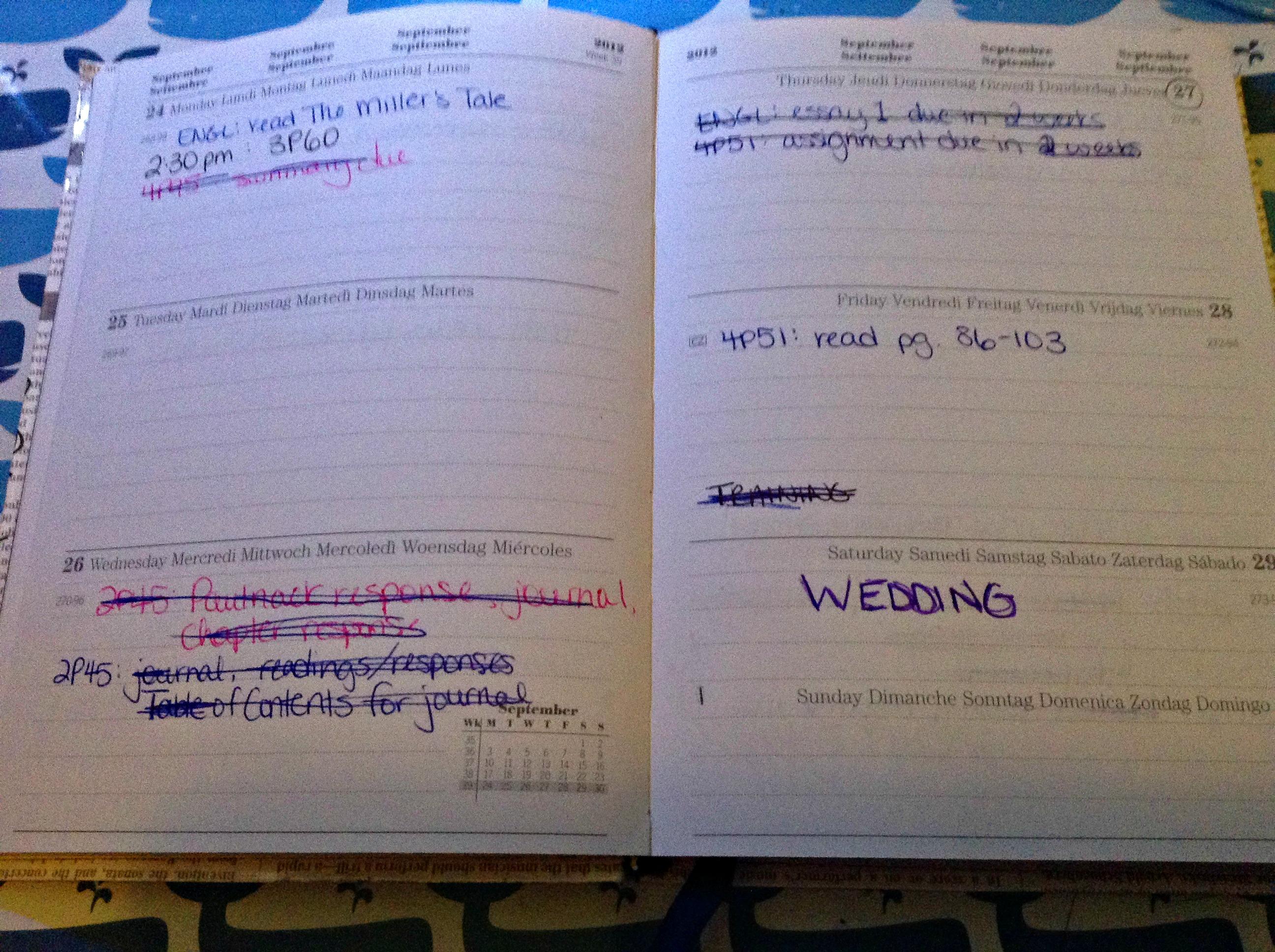 Organize Your School Planner with GagenGirls.com