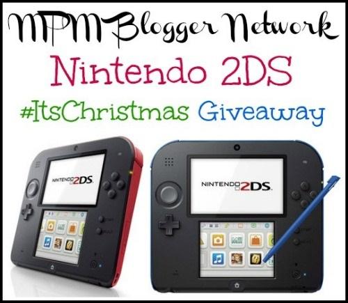 Nintendo 2DS Giveaway