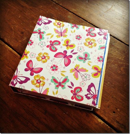 my binder