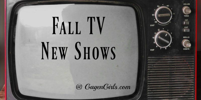 Find out which shows you should see, schedule and skip this season with our preview of Fall TV New Shows @ GagenGirls.com