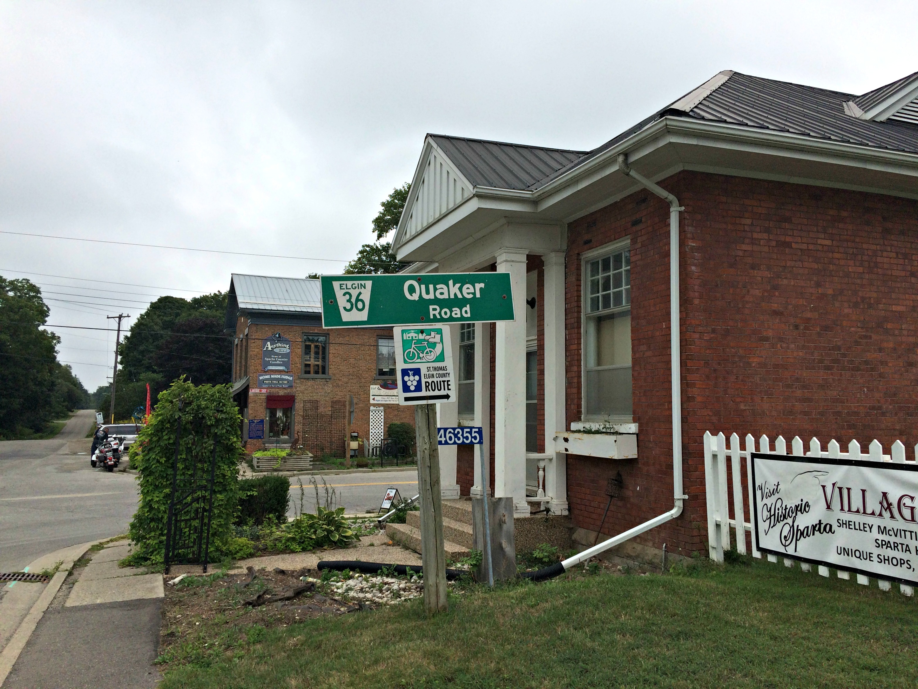 Sparta Village in Southern Ontario @ GagenGirls.com