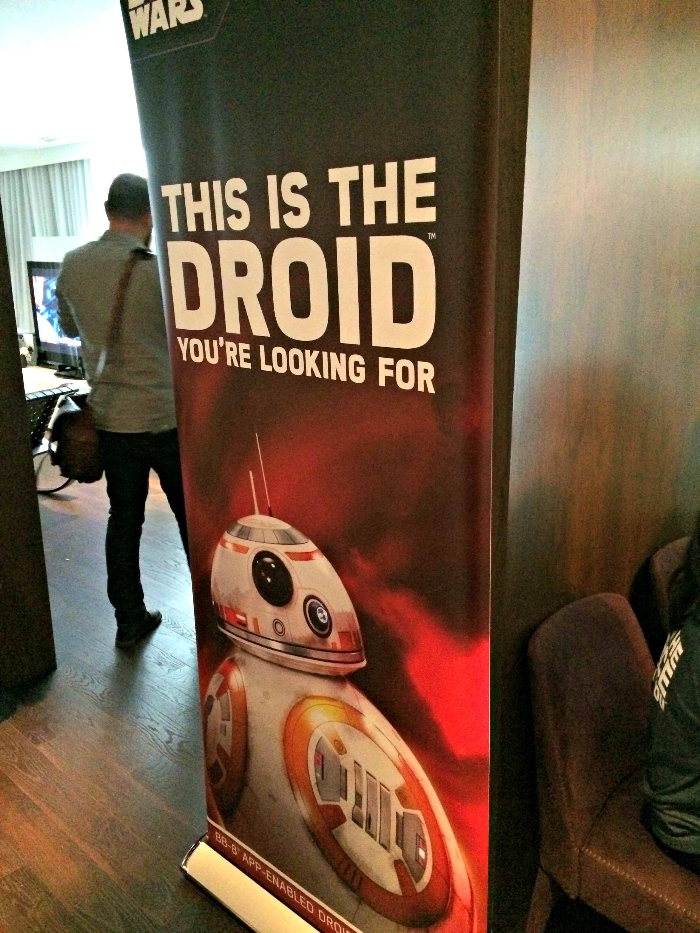 For real, this is the droid I'm looking for. The Force Band by Sphero and Special Edition Battle-Worn BB-8 are must-haves! Read the full review @ GagenGirls.com