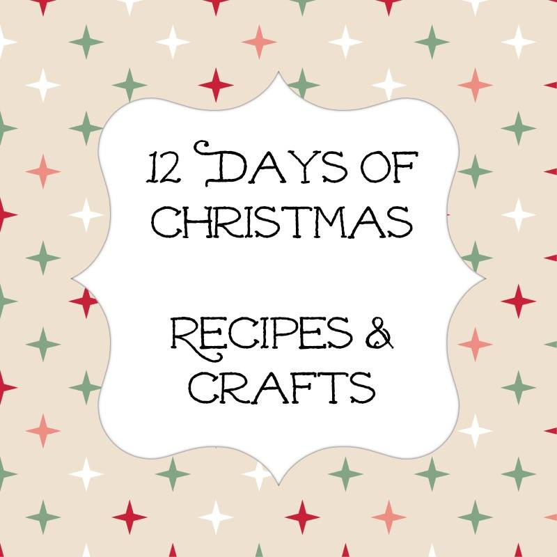 GagenGirls.com are hosting the #12DaysOf Christmas! Come check out the amazing recipes and crafts and be sure to check in every day!
