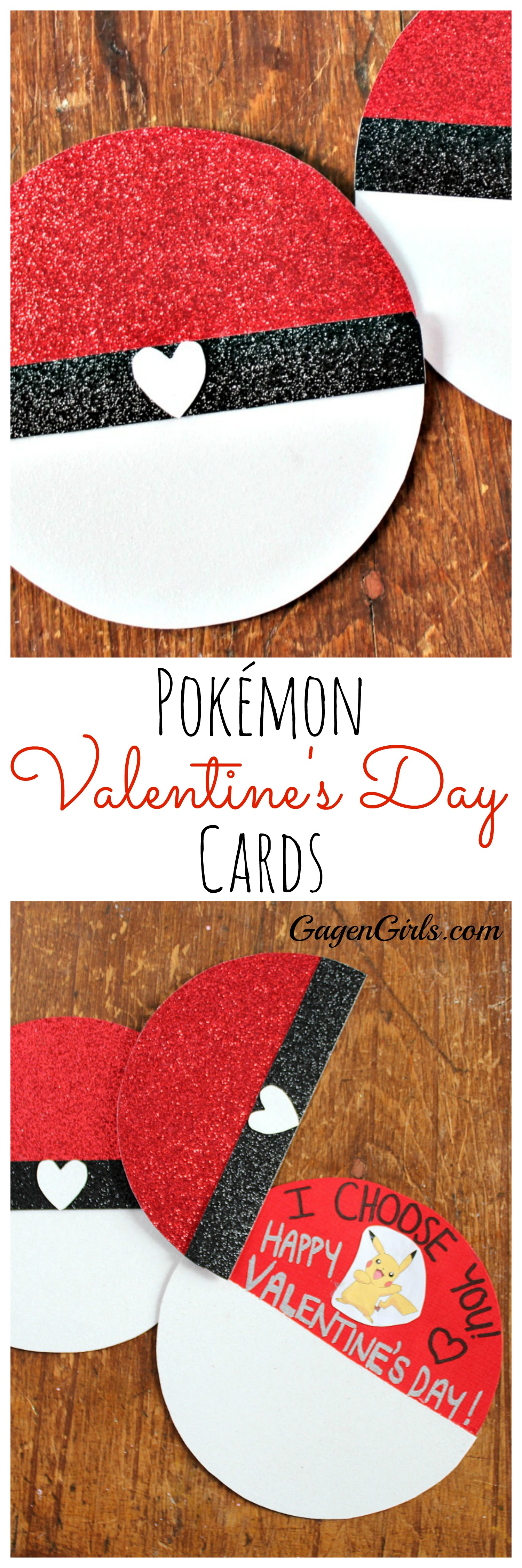 These Adorable Pokémon Valentineu0027s Day Cards Are A Snap To Make! Only 15  Minutes (
