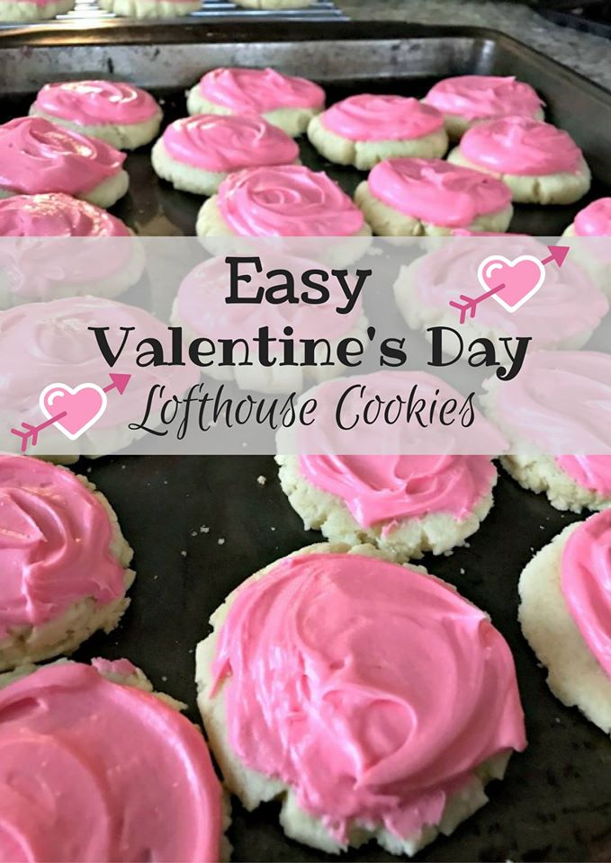 Lofthouse Sugar Cookies recipe