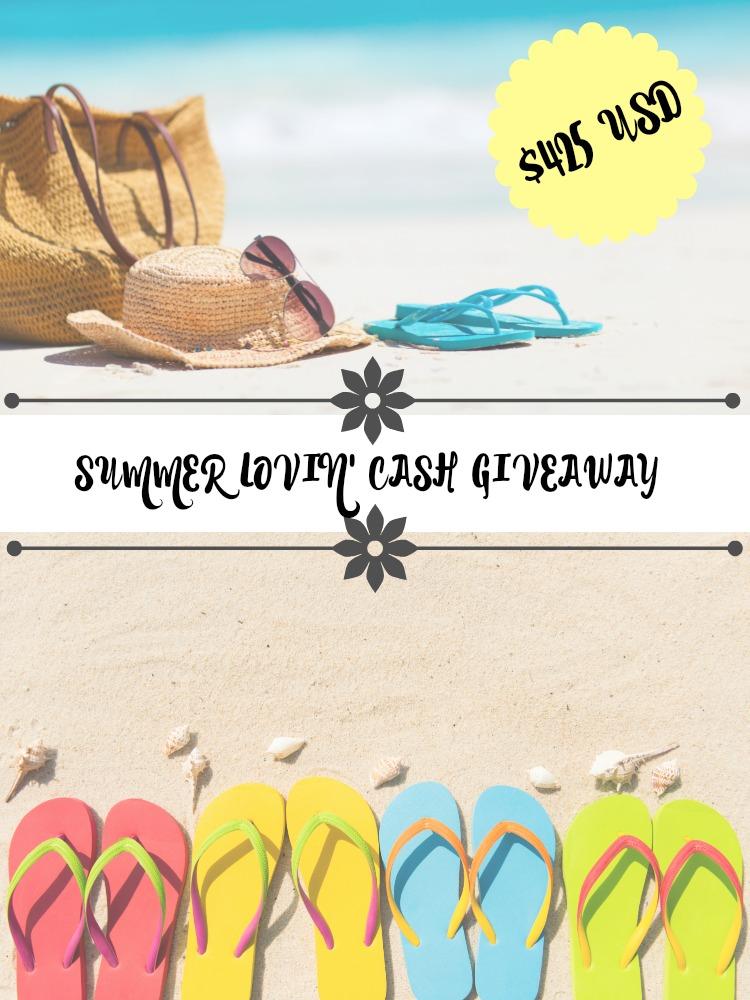 Summer Cash Giveaway - Gagen girls