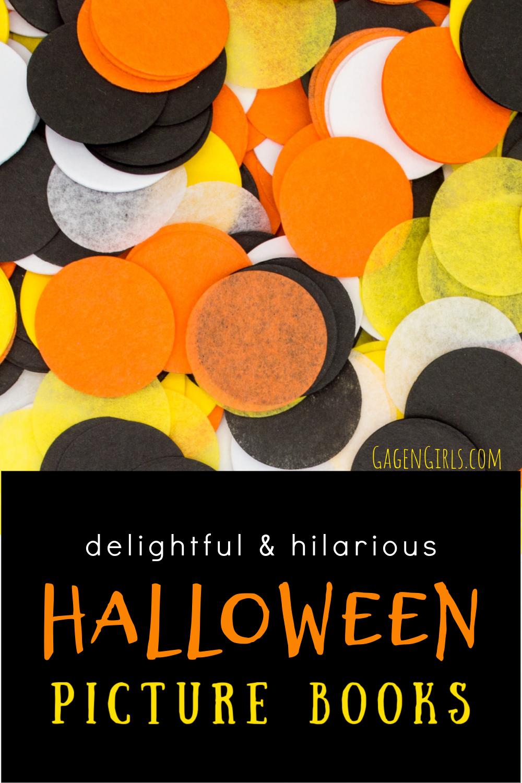 Delightful & Hilarious Halloween Picture Books