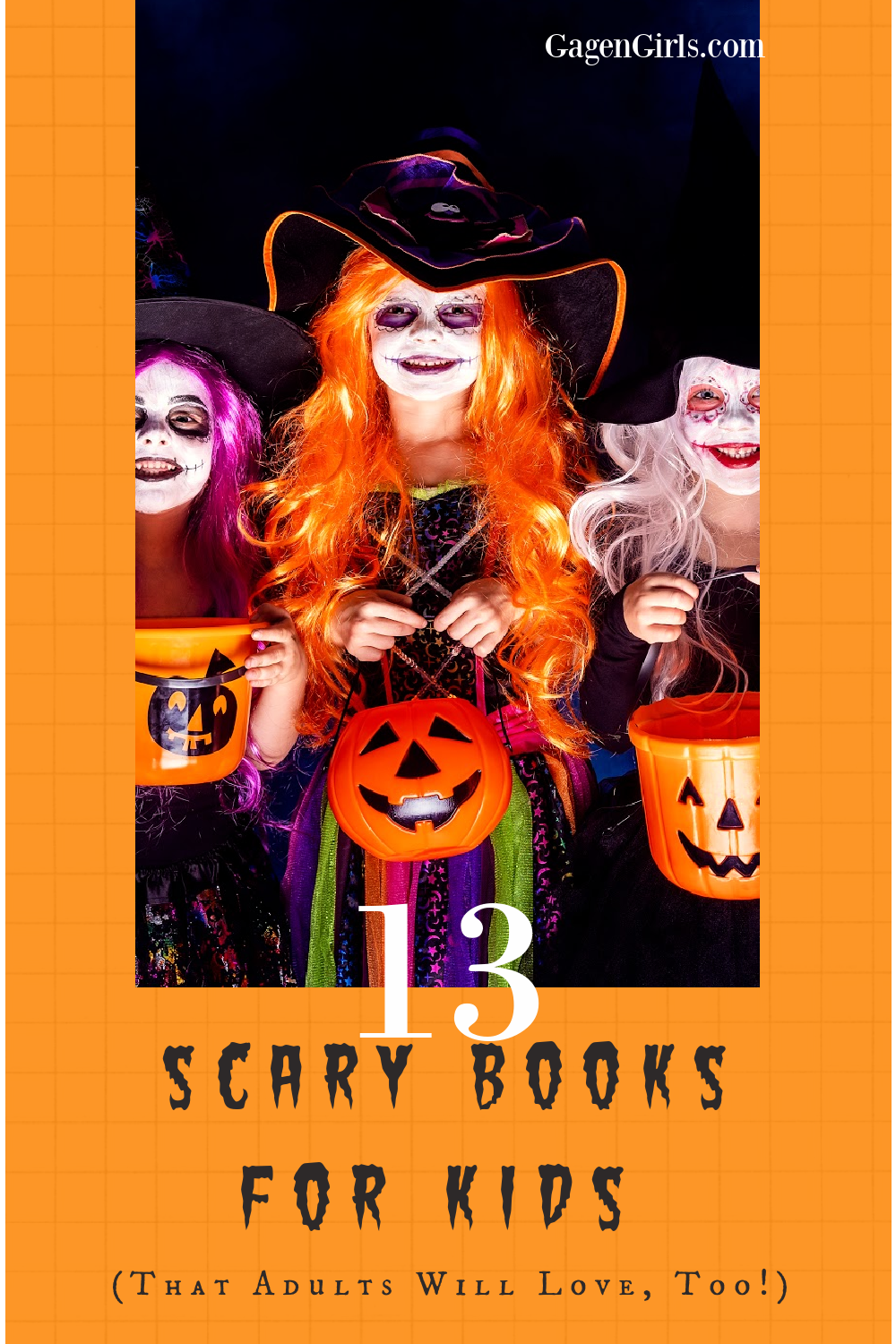 13 Scary Books For Kids (That Adults Will Love, Too!)